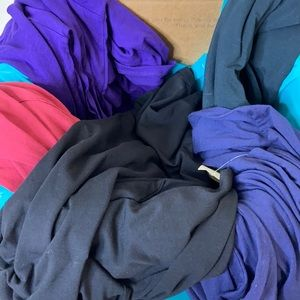 Mystery box of 5 Long sleeve T-shirts great cond